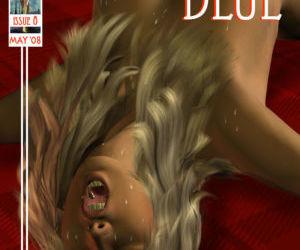 Saffyre Blue 8