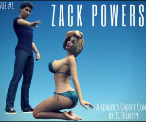 Zack Powers Issue 1-14