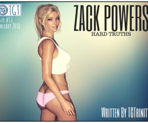 Zack Powers Issue 1-14 - part 30