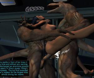 Xeno Wars - Rebel Uprising - part 3
