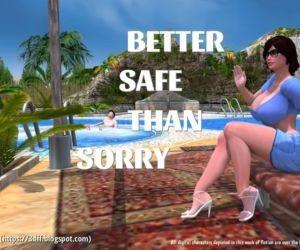 3D Incest- Better safe than Sorry