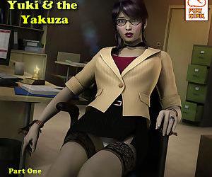 Yuki and the Yakuza 1-2