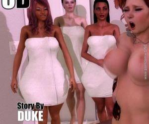 DukesHardcore- Mrs. Keagan 3d Vol.6