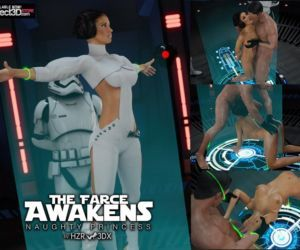 The Farce Awakens - Naughty Princess