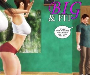 Big & Fit 1 - part 2
