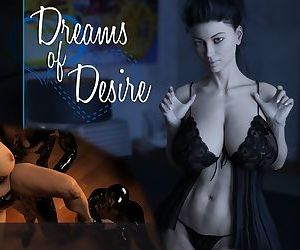 Dreams of Desire part 4 - Moms yoga and night 4