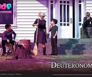 Y3DF- Deuteronomy 4