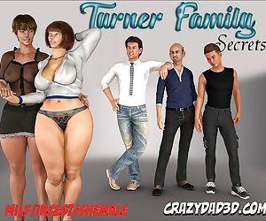 Crazy Dad- Turner Family Secrets