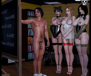 Hypno Girls 9 - Kinky School: Feminization Lesson