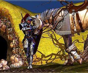 Bretonnia Knight - Dragons Lair - part 2
