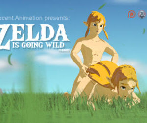 Zelda is going wild