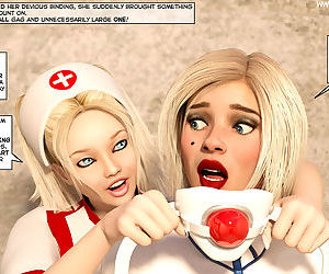 New Arkham For Superheroines 1 - Humiliation and..