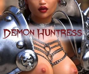 Demon Huntress- Dionysos –