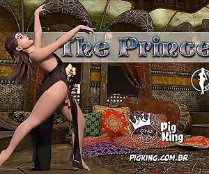 PigKing- The Prince Part 2