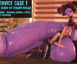 Marie Service Case
