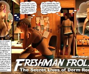 Erotipixels- Freshman Frolics