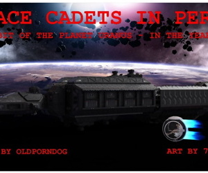 Space Cadets in Peril
