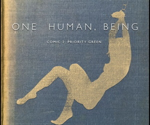 Sindy Anna Jones ~ One Human- Being. 02: Priority Green