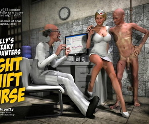 Hollys Freaky Encounters - Night Shift Nurse
