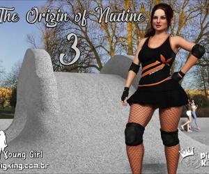 The Origin of Nadine 3