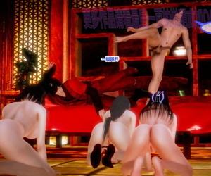 Legend of Ace doujin 极品家丁同人短篇 2 - part 2