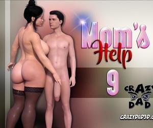CrazyDad3D Moms Help 9 Complete