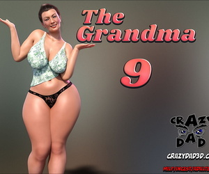 Crazy Dad 3D The Grandma 9 English