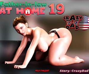 CrazyDad3D- Father-in-Law at Home 19 ~