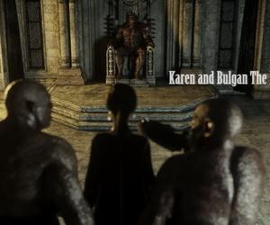 Karen & Bulgan Jared999D