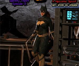 Jpeger Batgrrl!: Identity Theft - Episode 01-02