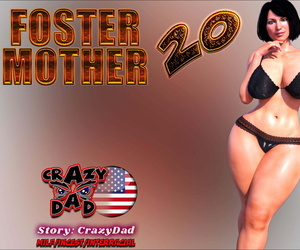 Crazy Dad Foster Mother 20
