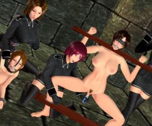 Shiguma Immoral Spies English J-Eye - part 2