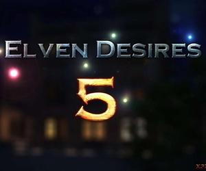 X3Z Elven Desires 5 - Lost Innocence 2