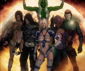 Shinra-kun Legion: Thrall of the Mask - Part 1