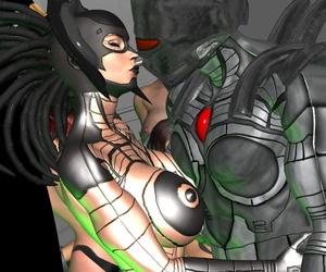 3D Unity 16-21 & alternate ending - part 4