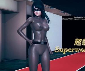 Klaxas 超级女 3/Superwoman 3