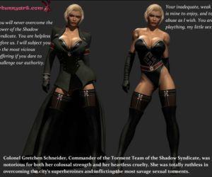 Colonel Schneider & Wonderwoman