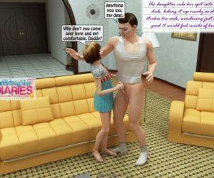 Dad + Daughter Diaries- 01 - part 2