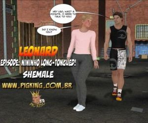 Leonard - Nininho Long-Tongued