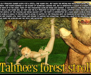 Tahnees forest stroll