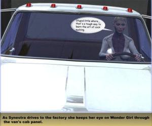 Wonder Woman - All That Glitters - part 6