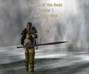 Angelo Michael - Games of The Gods 1 - part 3