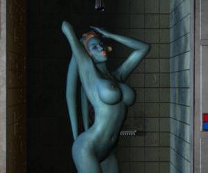 3D Twilek babes - part 2