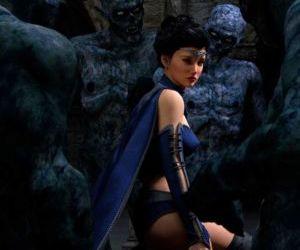 Hibbli3D – Sorceress Lori Beyond Death