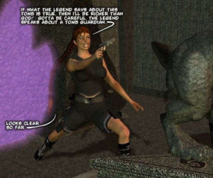 The Misadventures of Lara Croft part 2 - part 3