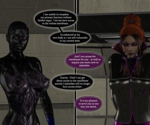 Omega Unit Origins: Haywire - part 2