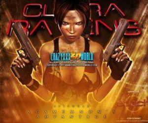 CrazyXXX3DWorld- Lara Croft-Clara Ravens Episode 2