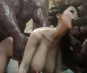 canavar yiyici violada Por ogros