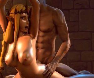Zelda Fuck HMV