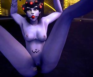Widowmaker & Dva Overwatch bondage Teaser Comp1 Slideshow/Movie